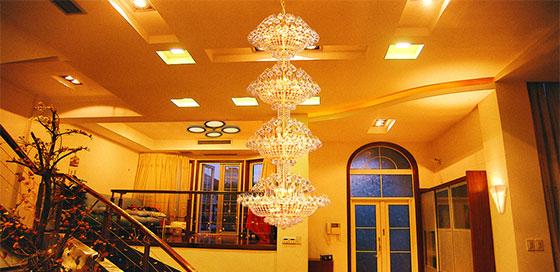 水晶灯、低压灯等其他解决方案